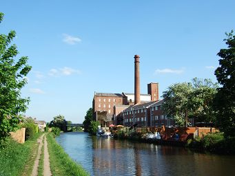 Leeds And Liverpool Canal, Nordengland